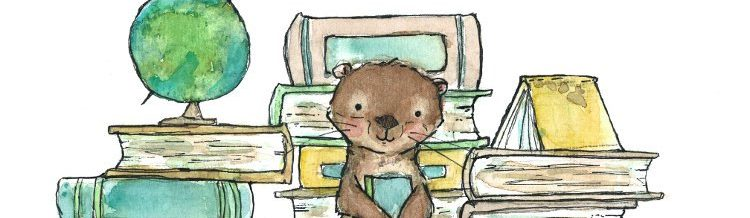 Elley the Book Otter