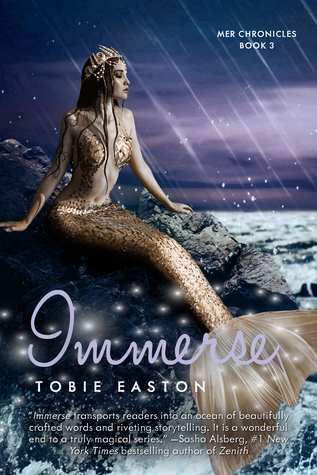 Book Blitz: Immerse by Tobie Easton (Excerpt, Giveaway)
