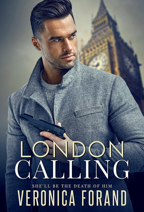 Blog Tour: London Calling by Veronica Forand (Excerpt, Giveaway)