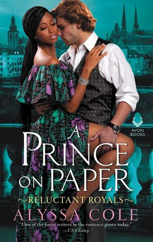 Book Review: A Prince on Paper by Alyssa Cole