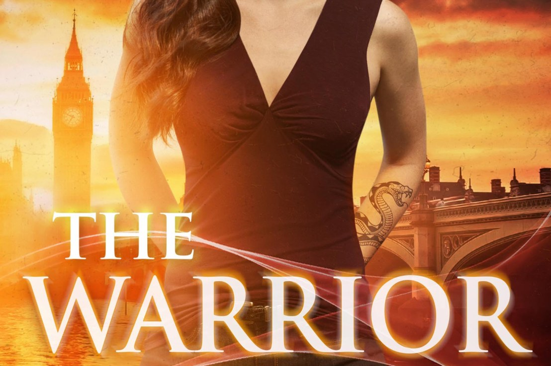 Blog Tour: The Warrior by Sarah Fine(Giveaway)