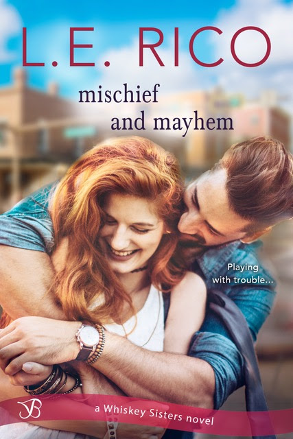 Blitz: Mischief and Mayhem by L.E. Rico (excerpt, giveaway)