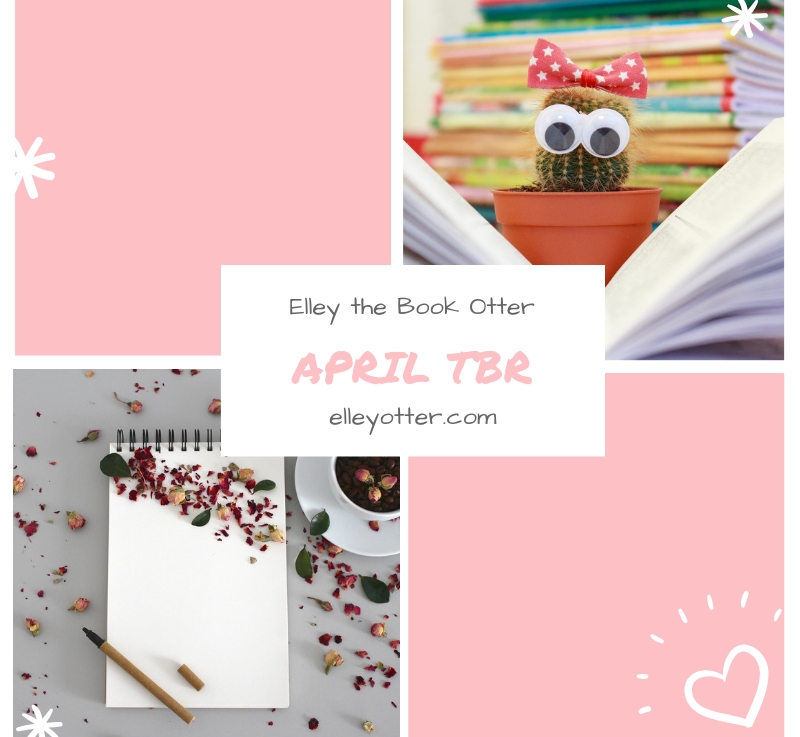 April TBR & Discussion: Do you make a monthly TBR?