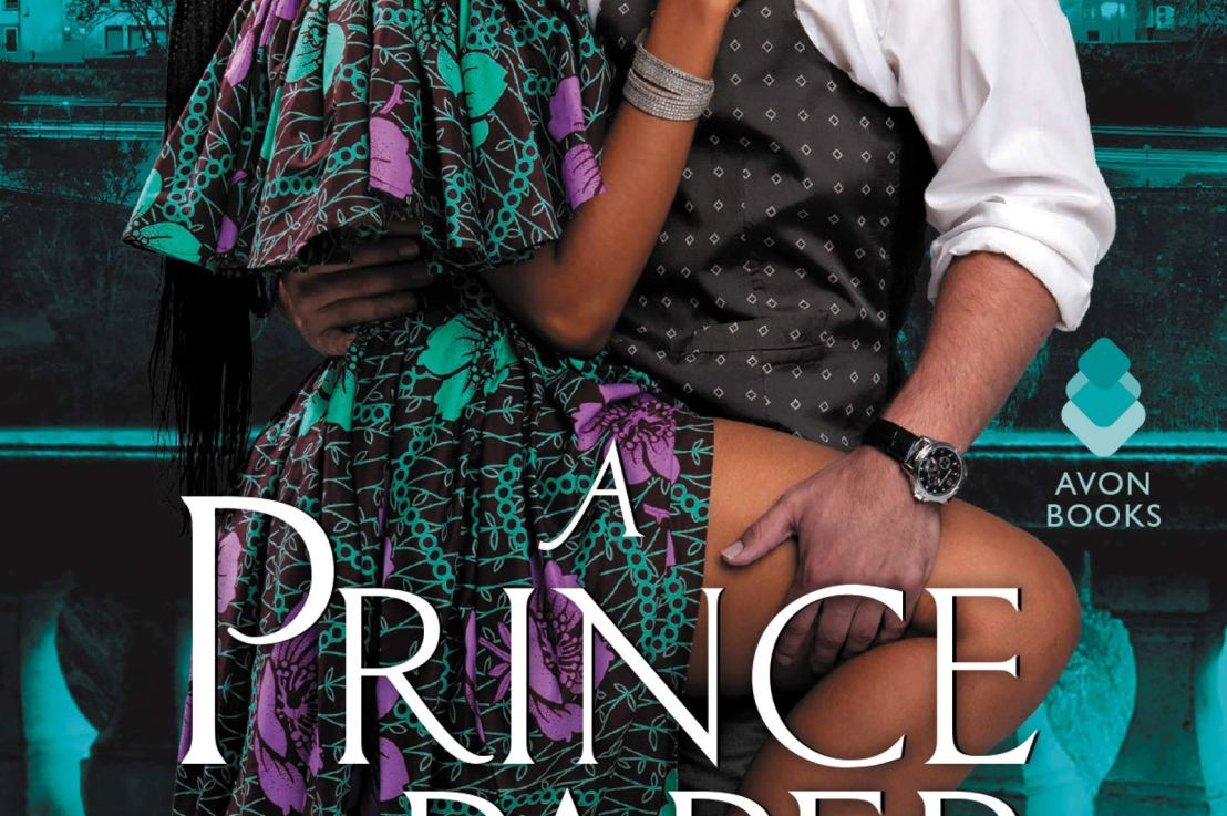 Blog Tour: A Prince on Paper by Alyssa Cole (Excerpt, Giveaway)