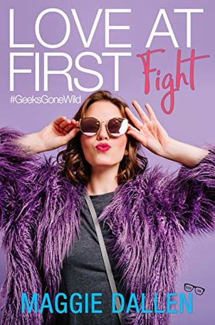 Book Review: Love at First Fight by Maggie Dallen