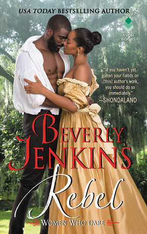 Book Review: Rebel by BeverlyJenkins