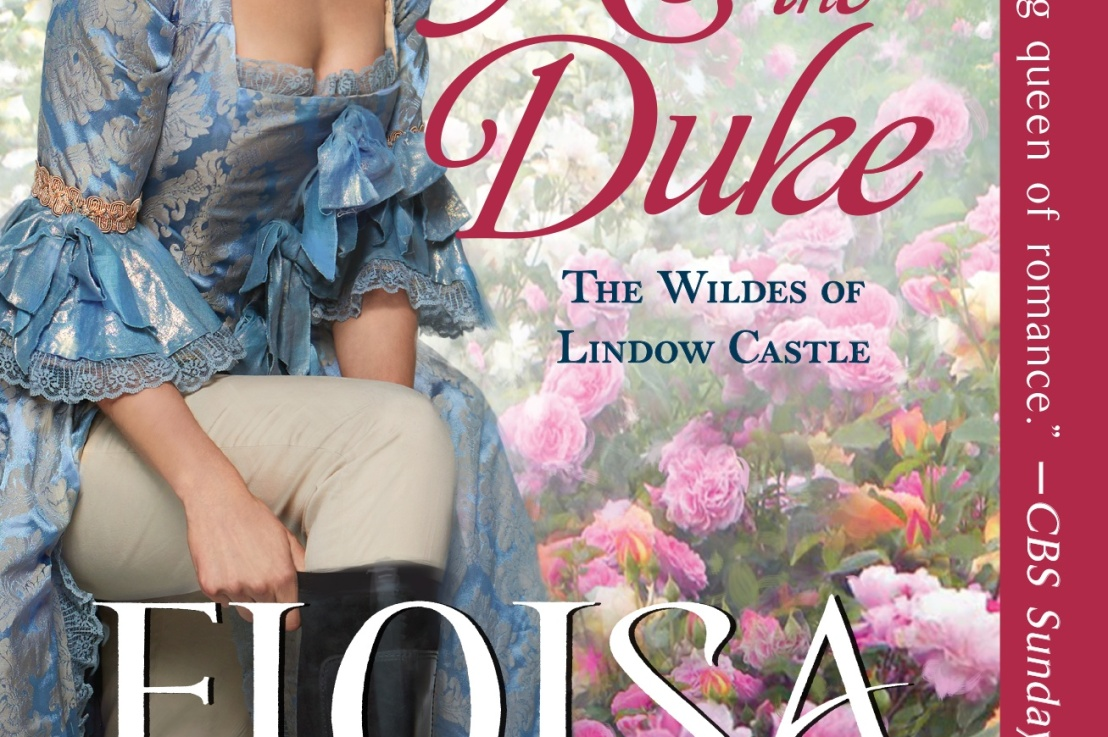 Blog Tour: Say No to the Duke by Eloisa James (Review, Excerpt,Giveaway)