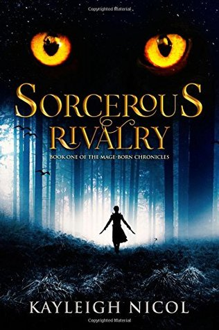 Book Review: Sorcerous Rivalry by Kayleigh Nicol