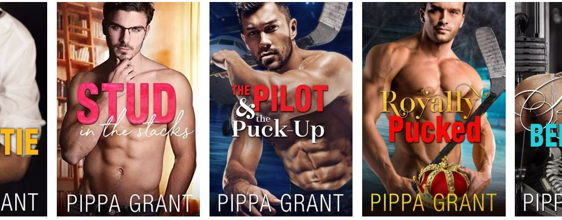 Mini-Reviews: too many books by PippaGrant