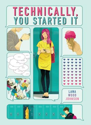 Book Review: Technically, You Started It by Lana Wood Johnson