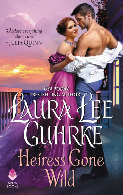 Blog Tour: Heiress Gone Wild by Laura Lee Guhrke