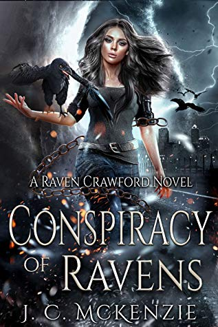 Review: Conspiracy of Ravens by J.C. McKenzie