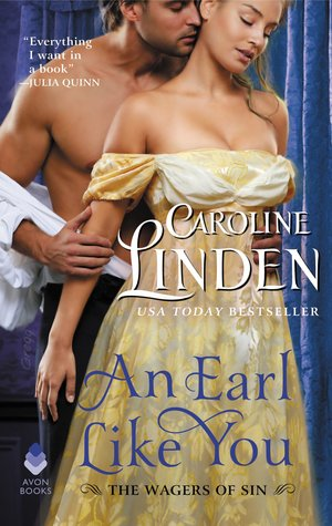 Book Review: An Earl Like You by CarolineLinden