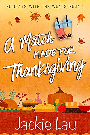 Book Review: A Match Made for Thanksgiving by Jackie Lau