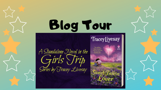Blog Tour: Sweet Talkin' Lover by Tracey Livesay (Excerpt,Giveaway)
