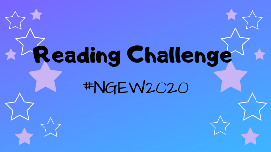 NetGalley & Edelweiss 2020 Reading Challenge