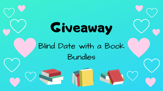 Giveaway! Blind dates with books!