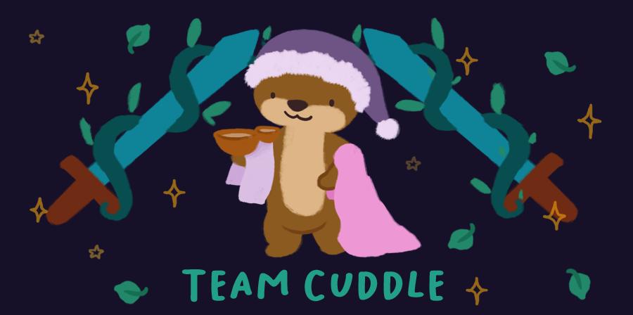 team cuddle