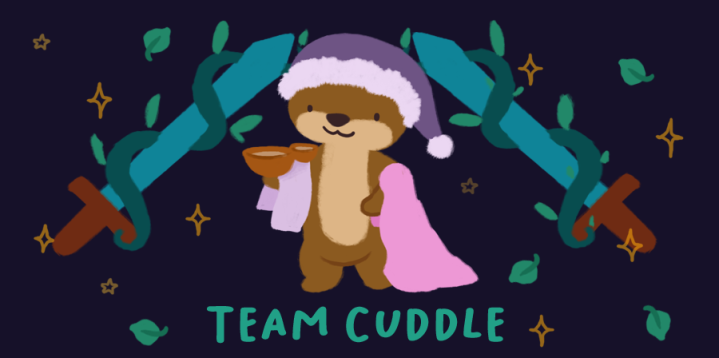 team cuddle