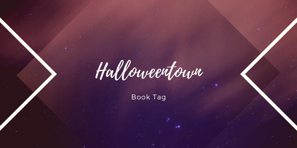 Halloweentown Book Tag